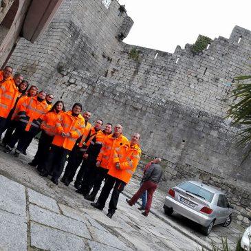 """""""Xornada de Convivencia dos Voluntarios dás AVPC da Provincia de Ourense 2016"""""""