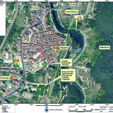 II Xornadas de Convivencia das AVPC da provincia de Ourense (Ribadavia outubro 2017)