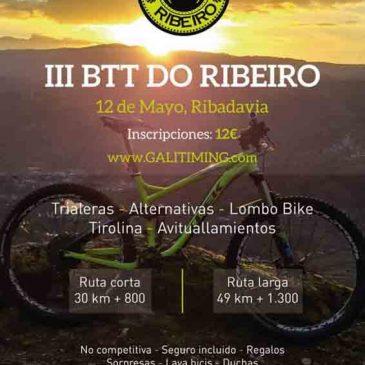 III BTT do Ribeiro (12 de maio)